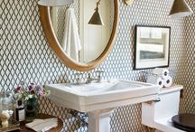 Bathrooms / by Suzanne Shumaker