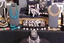 Jewellery Stall / by Tina Stewart