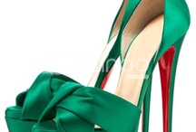 Shoes- My passion! / by Anne Louise H