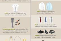 Dress for Success - Men / by TMC Career Planning Center