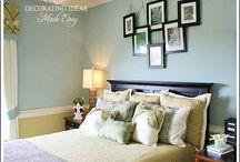 Bedroom Ideas / by Sarah Wiggs
