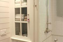 Bathroom Inspiration / Beautiful Bathrooms / by Megan Bray | Balancing Home