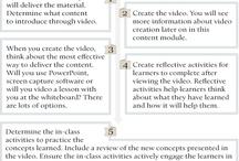 The Flipped Classroom / Curación sobre la clase invertida  / by Marta Regalado