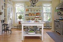 Kitchen Inspiration / by Amanda Jones
