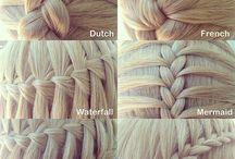 Hair (: / by Savannah Skipper