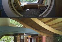 Organic architecture / by Nancy Schober