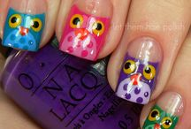 Nail Designs / by JeRae Fanning