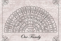 Family Trees / by Stephanie Fegely