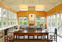 Cabin Ideas / by Amy Hawkins