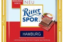 Ritter Sport / by Karin Achterholt