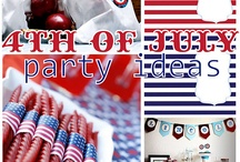 Fourth of july / by Patricia Billeau