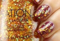 Sation Nail Swatches / Colorful, glittericious nail swatches / by The BeautyClutch