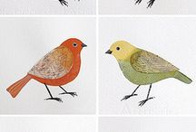 Kuşlar / by esen pekel
