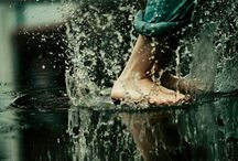let it rain / by Michelle Stebbins