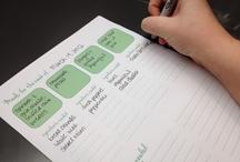 Weekly menu planning / by Jackie Veltman
