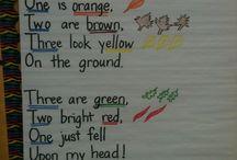 Poetry / by Amanda Tervoort (First Grade Garden)