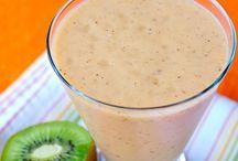 Kiwi Smoothies / by Smoothie Recipes