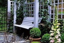Garden Structures / by Kathleen Melikian