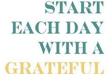 Start Each Day... / by Michelle Damico