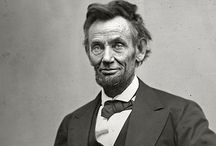 POTUS Part 3: Lincoln / The Life and Times of Abraham Lincoln / by Diyenne