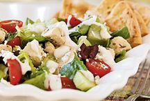 I love salad! / by Kelly Payne