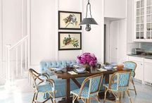 Dining Areas  / Great dining areas inside and out  / by Lisa Milam