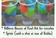 Drinks Drinks Drinks!!! / by Rachael