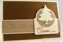 Cards Christmas Trees / by Soni Larson