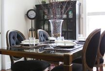 Dining room / by carmen@lifeblessons