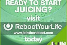 Reboot and Juicing  / by Carrie Sullenger