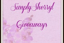 Giveaways / by Simply Sherryl