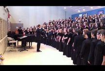 Honor Choir / by Meredith Gersten