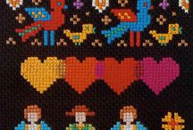 perler and crosstitch / by connie reed