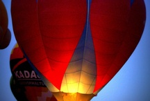 Hot Air Balloons / by Betty Lowery