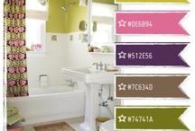 Bathrooms / by Dani Appenzeller