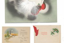 Vintage Christmas / by Forgotten Bookmarks