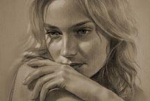 Drawings / by Kim Ferster-Bernard