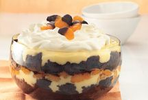 I love my trifle bowl / Ideas for trifles, parfaits and mini shooters / by Angela Auer