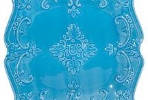 Plates Platters Cups Glasses Utensils Bakeware Servewear Catering Paraphenalia / by Virginia Kelly