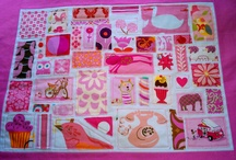 Patchwork - Ticker Tape Quilting / by Penny D