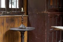 Distressed and worn interiors / by Louise Brown