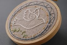 Embroidery / Patterns, exemplars, etcetera / by Jennifer Lange-Pomes
