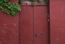 Doors / by Naftali Stern