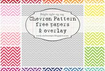 Fun Fonts and Papers / by Kris @ Driven by Decor