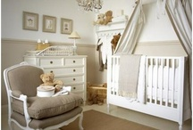 Baby Room Inspiration...for way WAY down the road :) / by Heather Scharf