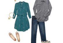 Portrait Session: Style Ideas / by Elizabeth Pruitt
