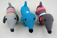 Knit & Crochet / by Annie Crowe