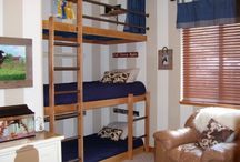Baby/Kids room / by Alleshea Snell