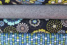 Fabrics / by Brittney Gossard