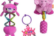 Sparkle - For Your Little Princess / A whimsical line of baby toys for your little princess. / by INFANTINO